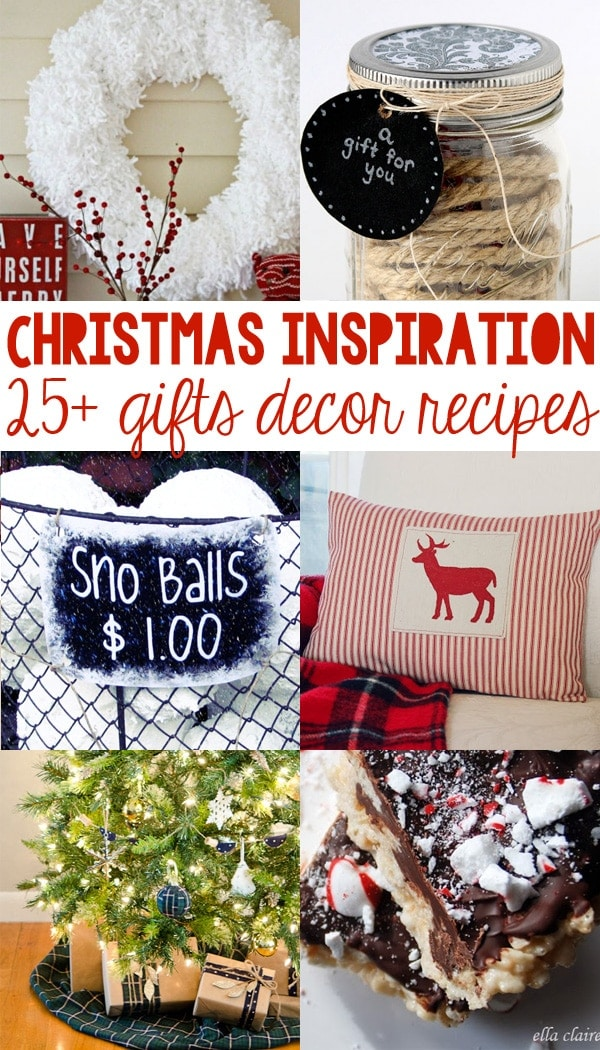 25 christmas inspiration ideas