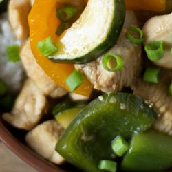 Chicken Stir Fry featuer