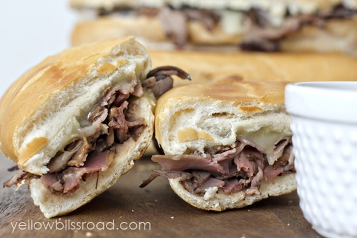 French Dip 1