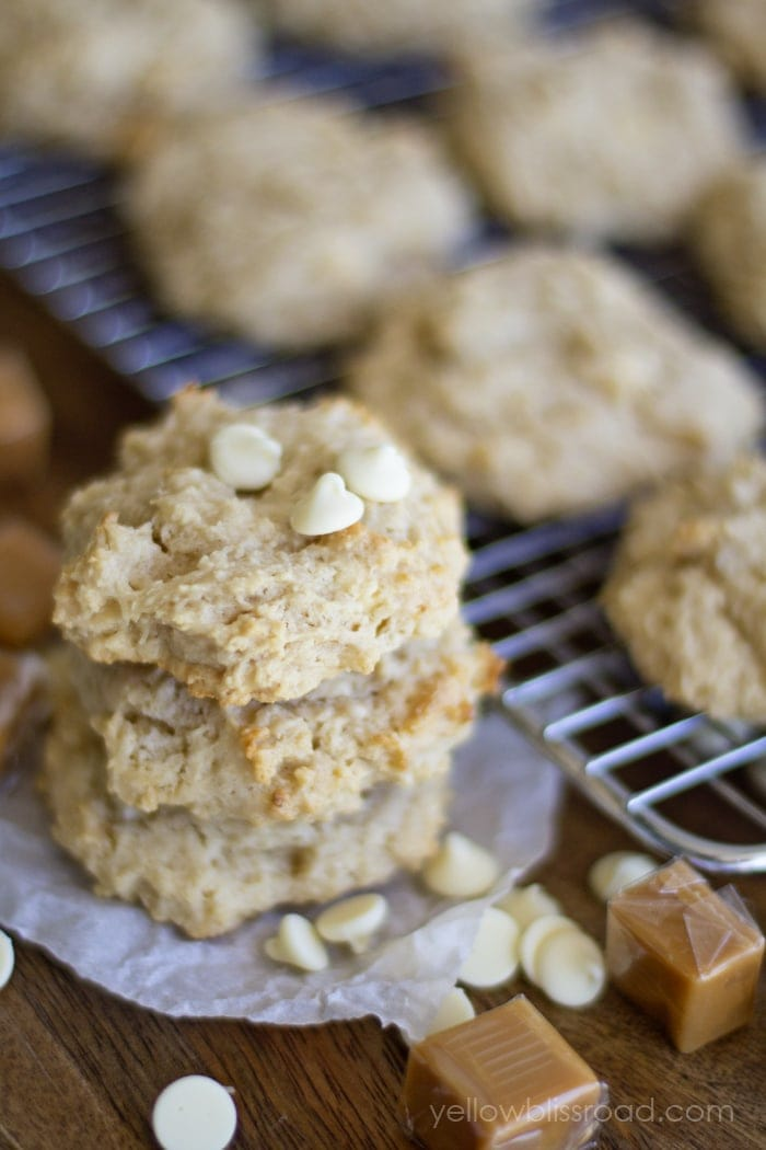Caramel and apples are truly tastes of the fall season, and these ...