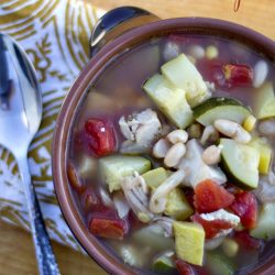 So delicious Italian Chicken Soup
