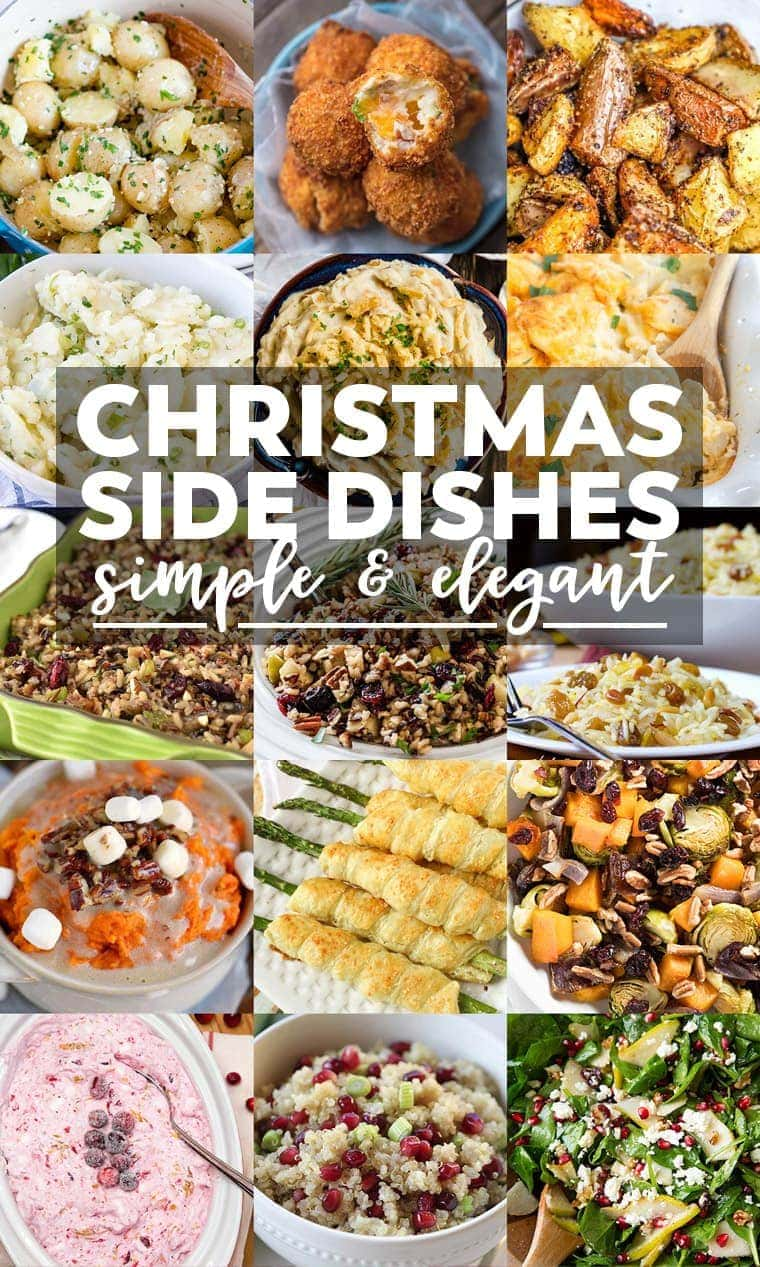 These Christmas Side Dishes Will Pair Perfectly With Your Meal Save