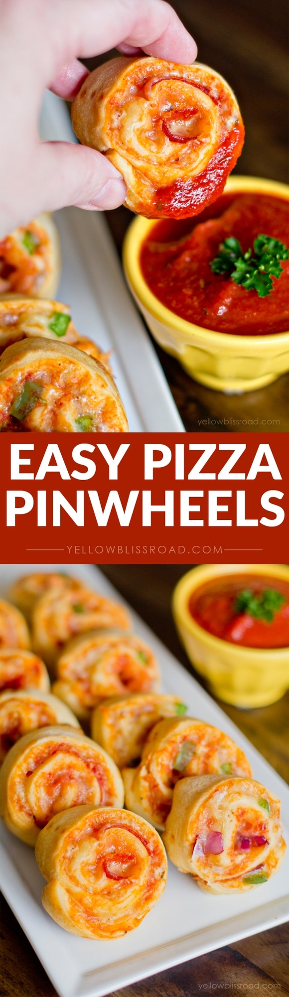 Pizza Pinwheels are so easy to make, and would be a great after school ...