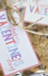 Free Printable Valentine's Day Treat Tags